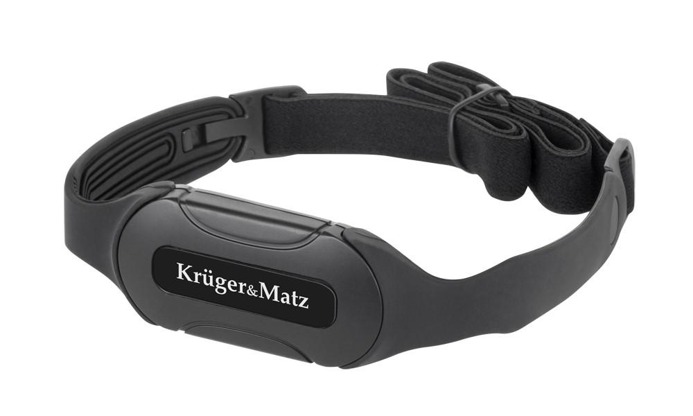 KRUGER&MATZ ζώνη τηλεμετρίας στήθους KM0076, bluetooth - KRUGER&MΑΤΖ 26717