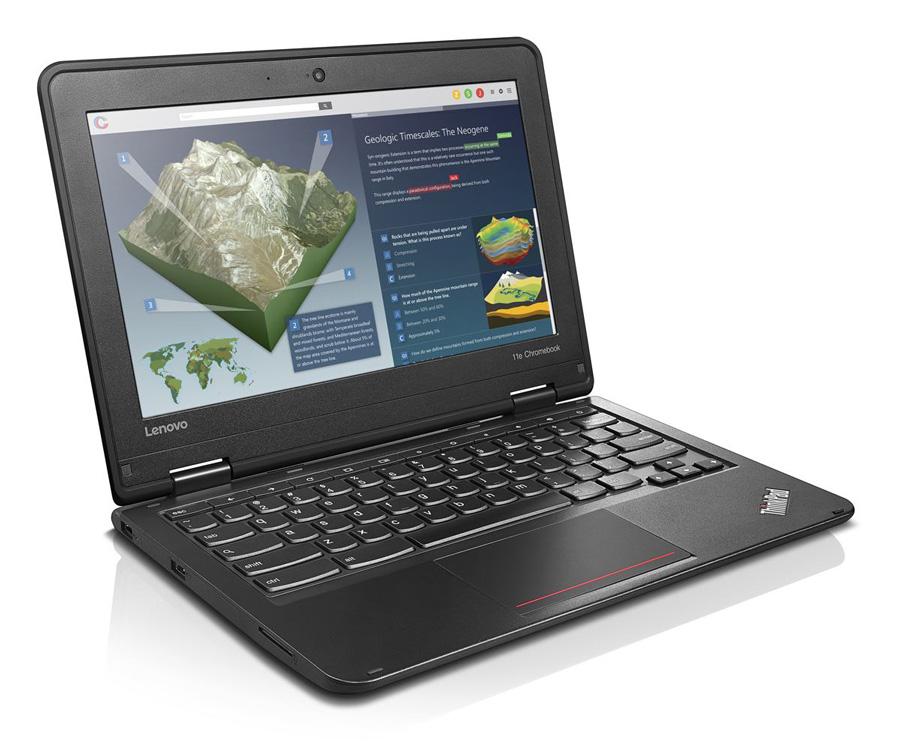 "LENOVO laptop ThinkPad 11e Chromebook N3150, 4/16GB, 11.6"", Cam, REF FQC - HP 29102"