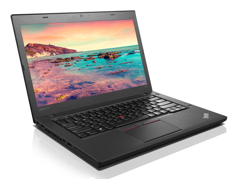 """Lenovo ThinkPad T460, i5-6300U, 8GB , 240GB SSD, 14"""", CAM, SQ - LENOVO 34834"""