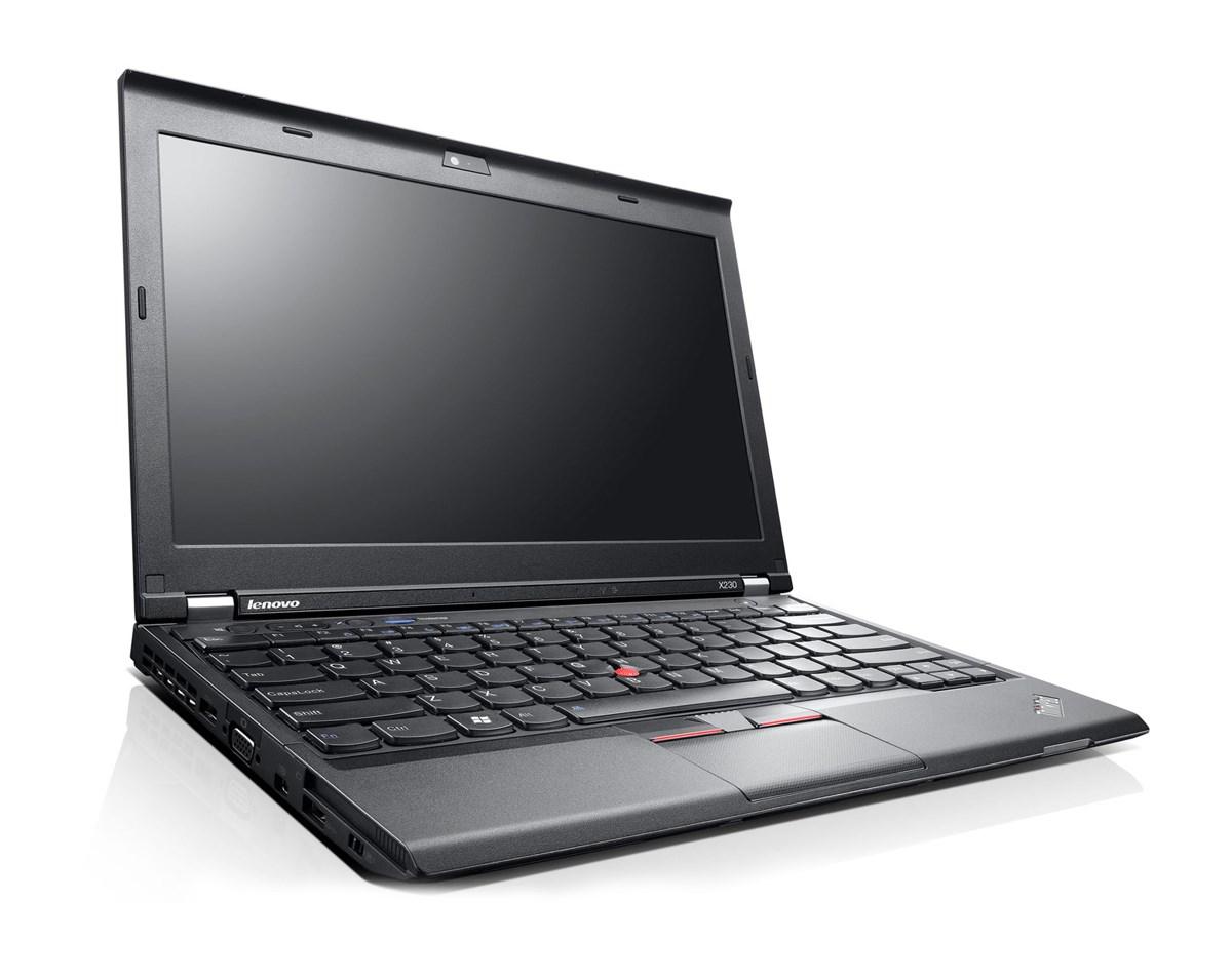 "LENOVO Laptop X230, i5-3210M, 4GB, 120GB SSD, 12.5"", CAM, REF FQ - LENOVO 35800"