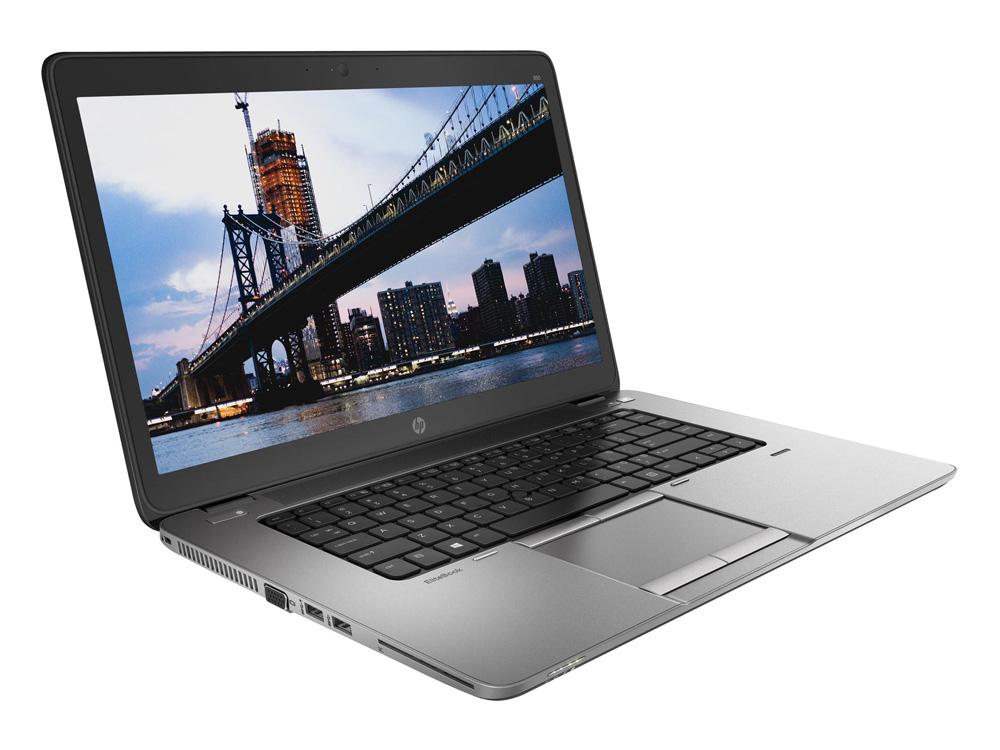 "HP EliteBook 850 G2, i5-5300U, 4GB, 320GB HDD 15.6"", Cam, REF FQ - HP 37833"