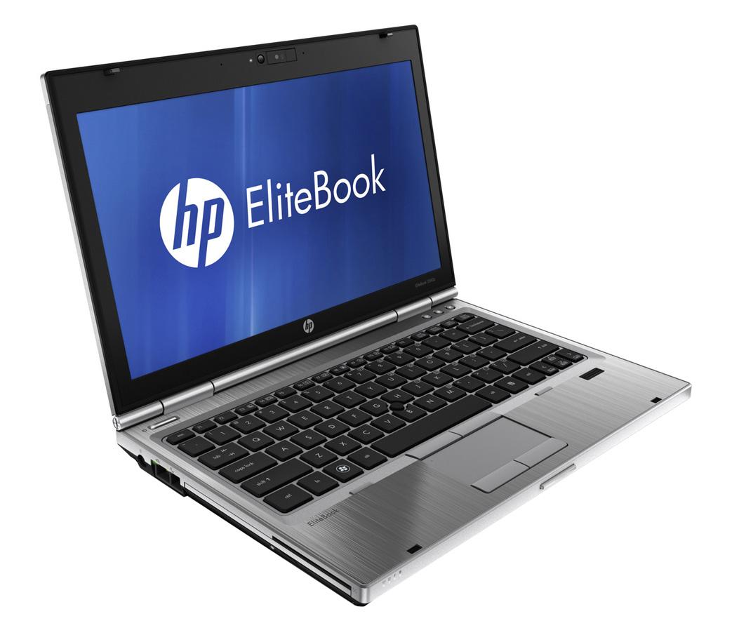 "HP Laptop 2560p, i5-2520M, 4GB, 500GB HDD, 12.5"", Cam, REF FQC - HP 43266"