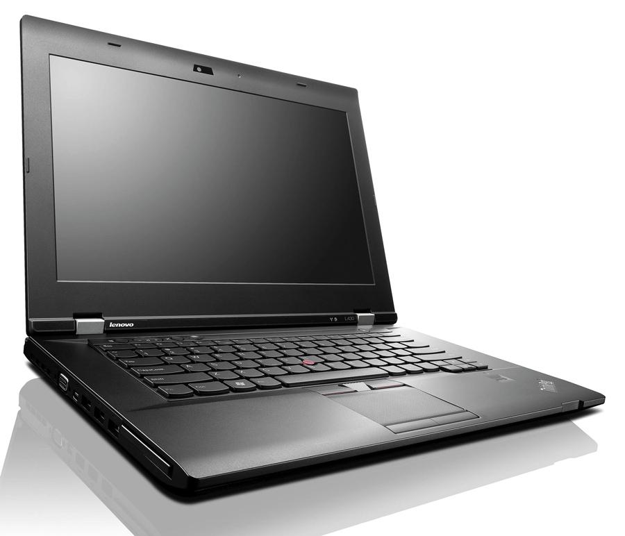 "LENOVO Laptop L430, B830, 4GB, 128GB SSD, 14"", Cam, DVD-RW, REF FQC - LENOVO 43000"