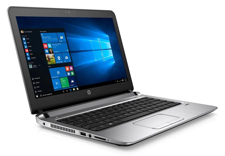 "HP Laptop 430 G3, i5-6200U, 8GB, 256GB SSD, 13.3"", Cam, REF FQ - HP 43115"