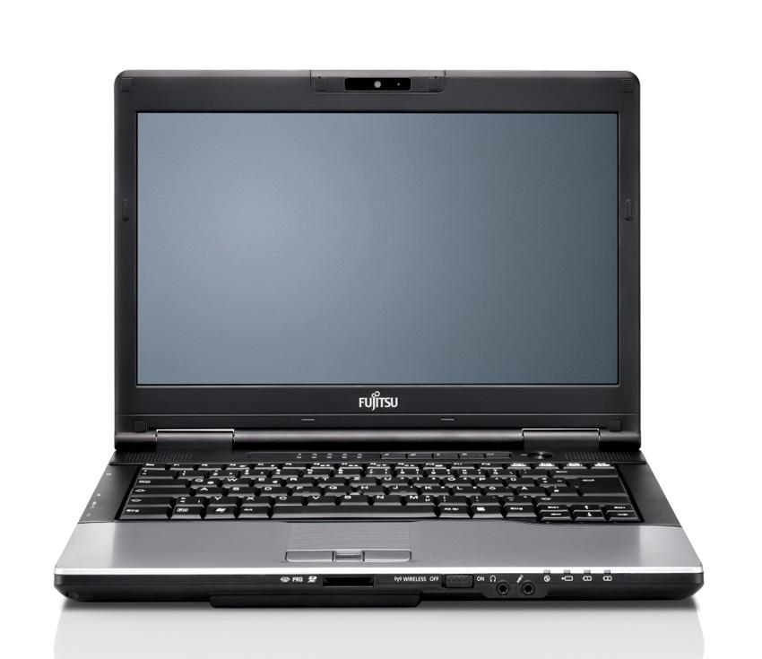 "FUJITSU used Laptop Lifebook S752, i5-3210M, 4/320GB, 14"", Cam, SQ - FUJITSU 18010"