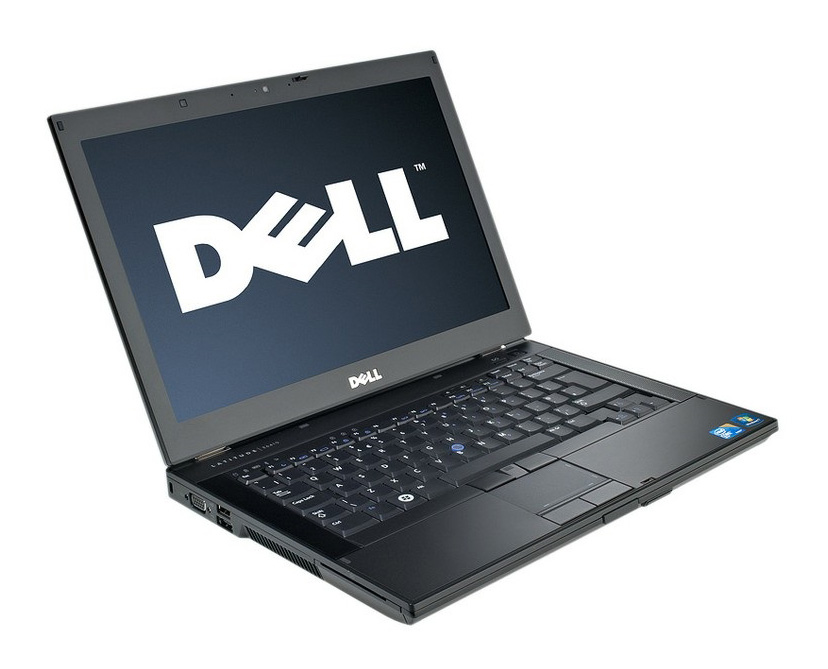 """DELL used Laptop Latitude E6410 i5-520M, 4GB/160GB, 14.1"""", DVD-RW, SQ - DELL 18259"""