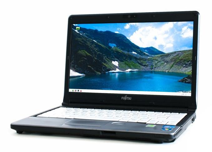 """FUJITSU used Laptop S762, i5-3320, 4/320GB HDD, DVD-RW, 13.3"""", Cam, SQ - FUJITSU 18388"""