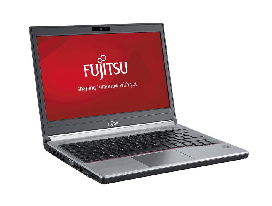 "FUJITSU used Laptop Lifebook E734 i5-4300M, 8/128GB SSD, Cam, 13.3"", FQ - FUJITSU 18921"
