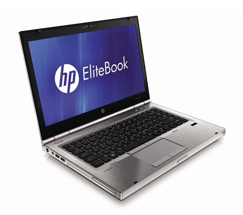 "HP used Laptop EliteBook 8460P, i5-2520M, 4/320GB, DVD-RW, 14"", FQ - HP 18761"