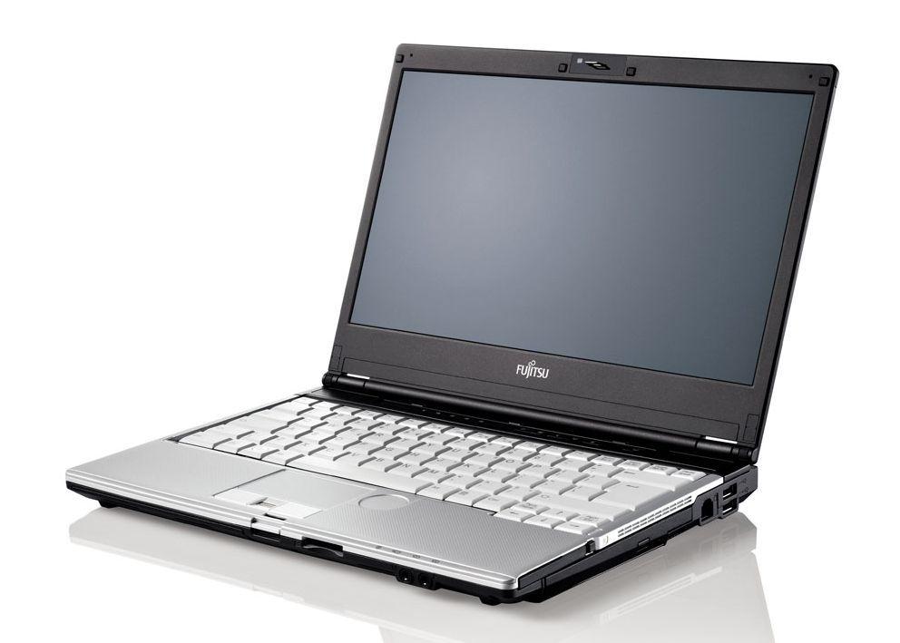 "FUJITSU used Laptop Lifebook S760, i5-520M, 4/160GB HDD, 13.3"", DVD, FQ - FUJITSU 18924"