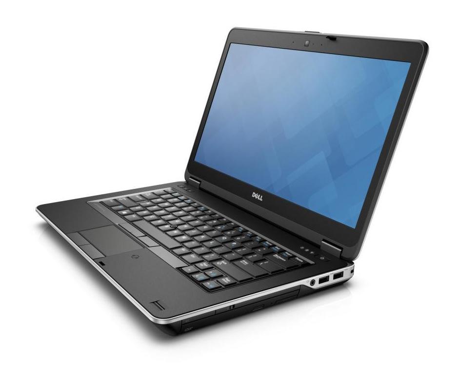 """DELL used Laptop E6440, i5-4200M, 8/120GB SSD, 14"""", Cam, DVD-RW, FQC - DELL 21940"""
