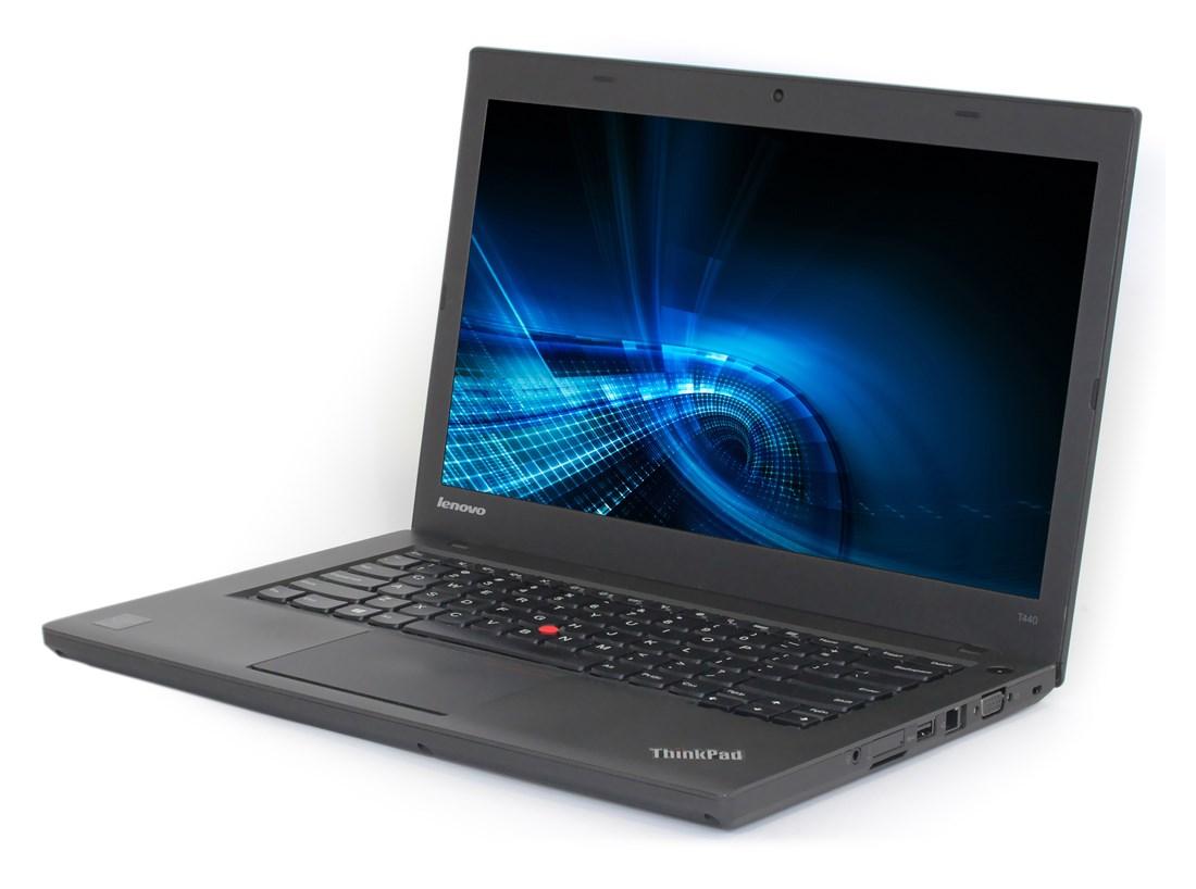 "LENOVO Laptop ThinkPad T440, i5-4300U, 8/240GB SSD, Cam, 14"", REF FQC - LENOVO 22919"