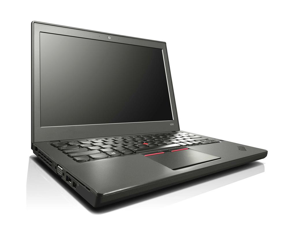 "LENOVO Laptop X250, i5-5300U, 8GB, 240GB SSD, 12.5"", Cam, REF SQ - LENOVO 25136"