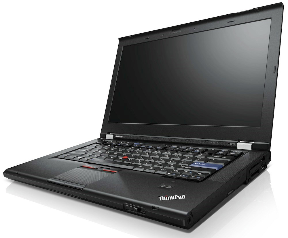 "LENOVO used Laptop ThinkPad T420, i5, 4GB, 320GB HDD, DVD-RW, 14"", SQ - LENOVO 9754"