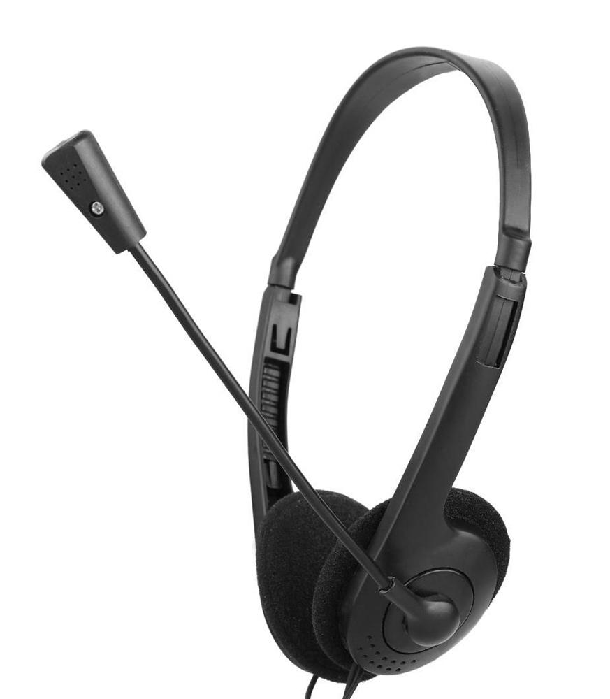 OVLENG 3.5mm Headset L900MV, Microphone, Black - OVLENG 12148