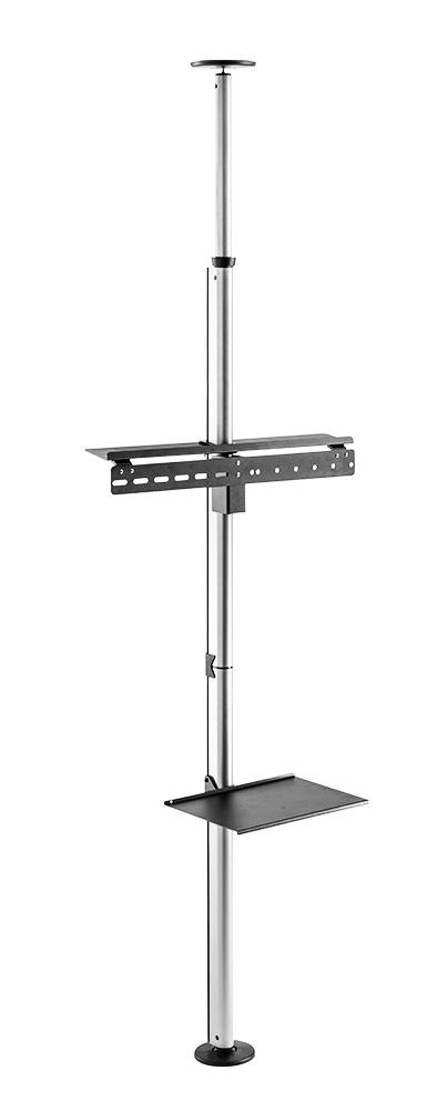 """BRATECK Στύλος στήριξης LP63-46T για monitor 37"""" - 70"""", 35kg - BRATECK 23160"""