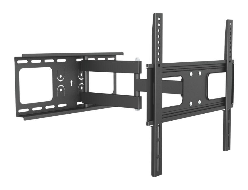 """BRATECK βάση TV τοίχου με πλήρες κίνηση LPA36-443A , για 32-55"""", 50kg - BRATECK 2763"""