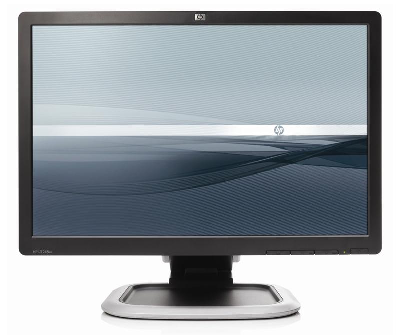"HP used οθόνη L2245W LCD, 22"" 1680x1050px, VGA/DVI-D, FQ - HP 30777"