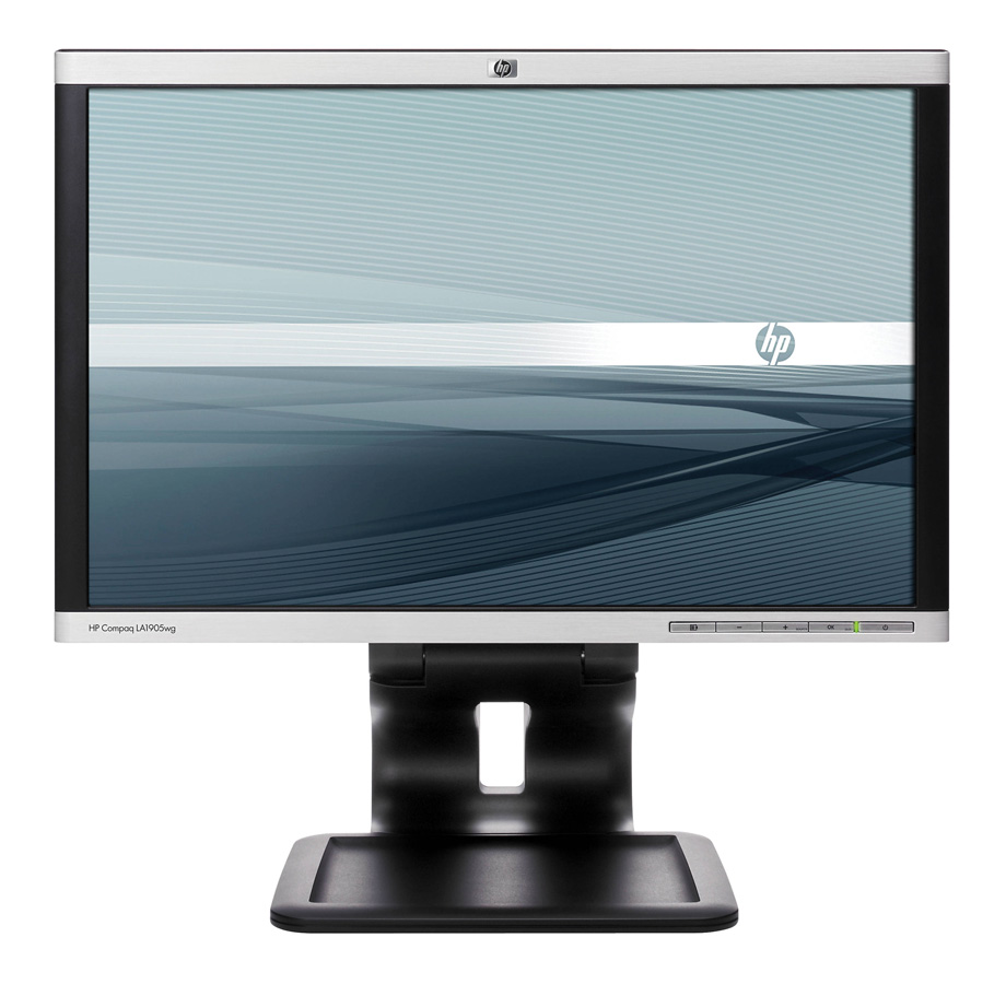 "HP used Οθόνη LA1905wg LCD, 19"" 1440 x 900, VGA/DVI-D/DP/USB, FQ - HP 27406"
