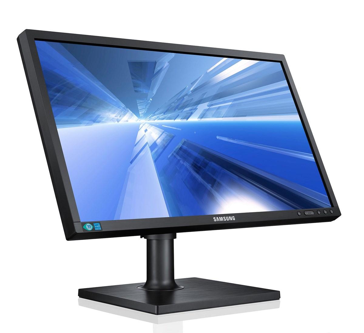 """SAMSUNG used Οθόνη S24C650PL, 23.6"""" 1920x1200, DVI-D/VGA, με ηχεία, FQ - SAMSUNG 22877"""