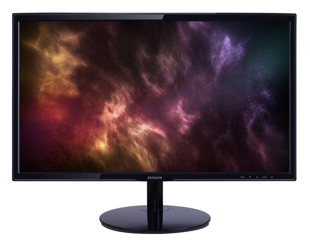"AIWA Οθόνη LED M2201, 22"" Full HD, IPS, HDMI, VGA - AIWA 28572"