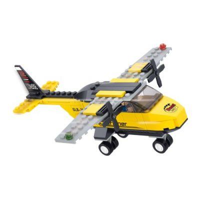 SLUBAN Τουβλάκια Aviation, Trainer Aircraft M38-B0360, 110τμχ - SLUBAN 17953