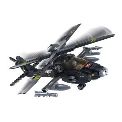 SLUBAN Τουβλάκια Army, Attack Helicopter M38-B0511, 293τμχ - SLUBAN 17954