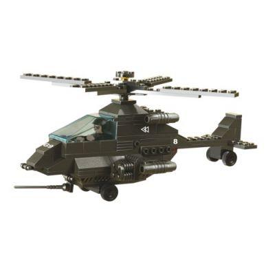 SLUBAN Τουβλάκια Army, Attack Helicopter M38-B6200, 158τμχ - SLUBAN 17977