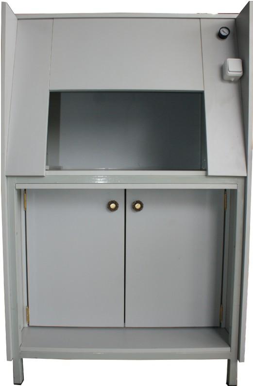 Επαγγελματική Καμπίνα για ανακατασκευή Toner, με HEPA φίλτρα - UNBRANDED 68