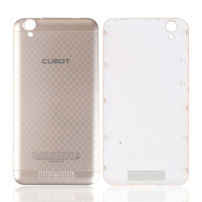 CUBOT Battery Cover για Smartphone Manito, Gold - CUBOT 13440