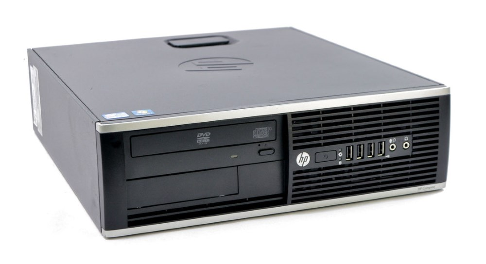 HP PC 8300 SFF, i5-2400, 4/250GB HDD, DVD-RW, MAR Windows 10P, REF SQR - HP 13912
