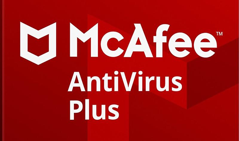 MCAFEE AntiVirus Plus 2018/2017, 1U/1Y, EU, Licence Key ESD, κάρτα ξυστό - MCAFEE 18599