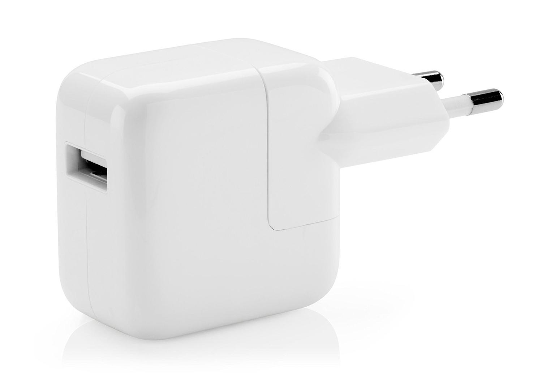 APPLE Φορτιστής τοίχου MD836ZM-A, USB(A), 12W, 2.4A, λευκό - APPLE 22774