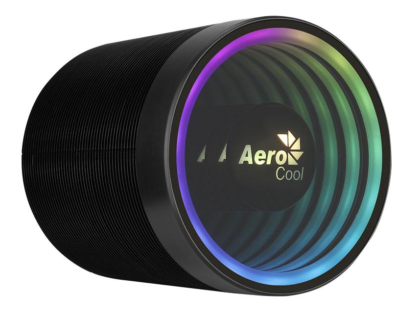 AEROCOOL ψύκτρα για CPU MIRAGE-5ARGB-PWM-4P, 3000rpm, 30dBA, 74.3CFM - AEROCOOL 39742