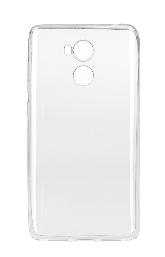 POWERTECH Θήκη Ultra Slim για Xiaomi Redmi 4 Pro, Transparent - POWERTECH 17625