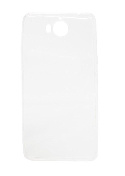 POWERTECH Θήκη Ultra Slim για Huawei Y5/Y6 2017, Transparent - POWERTECH 17757