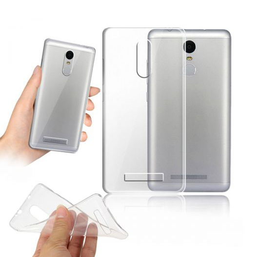 POWERTECH Θήκη Ultra Slim για Xiaomi Redmi Note 5, Transparent - POWERTECH 18726