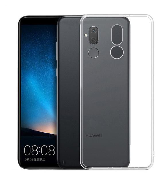 POWERTECH Θήκη Ultra Slim για Huawei Mate 20 Lite, διάφανη - POWERTECH 22203