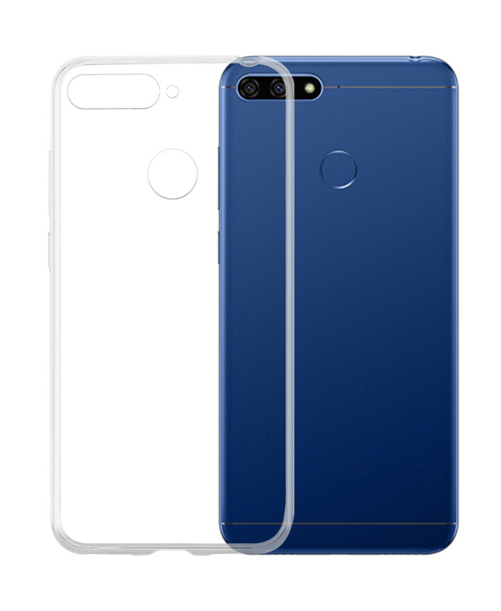 POWERTECH Θήκη Ultra Slim για Huawei Y6 2018, διάφανη - POWERTECH 22204
