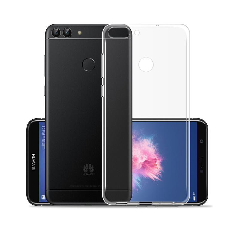 POWERTECH Θήκη Ultra Slim για Huawei Y9 2018, διάφανη - POWERTECH 22205