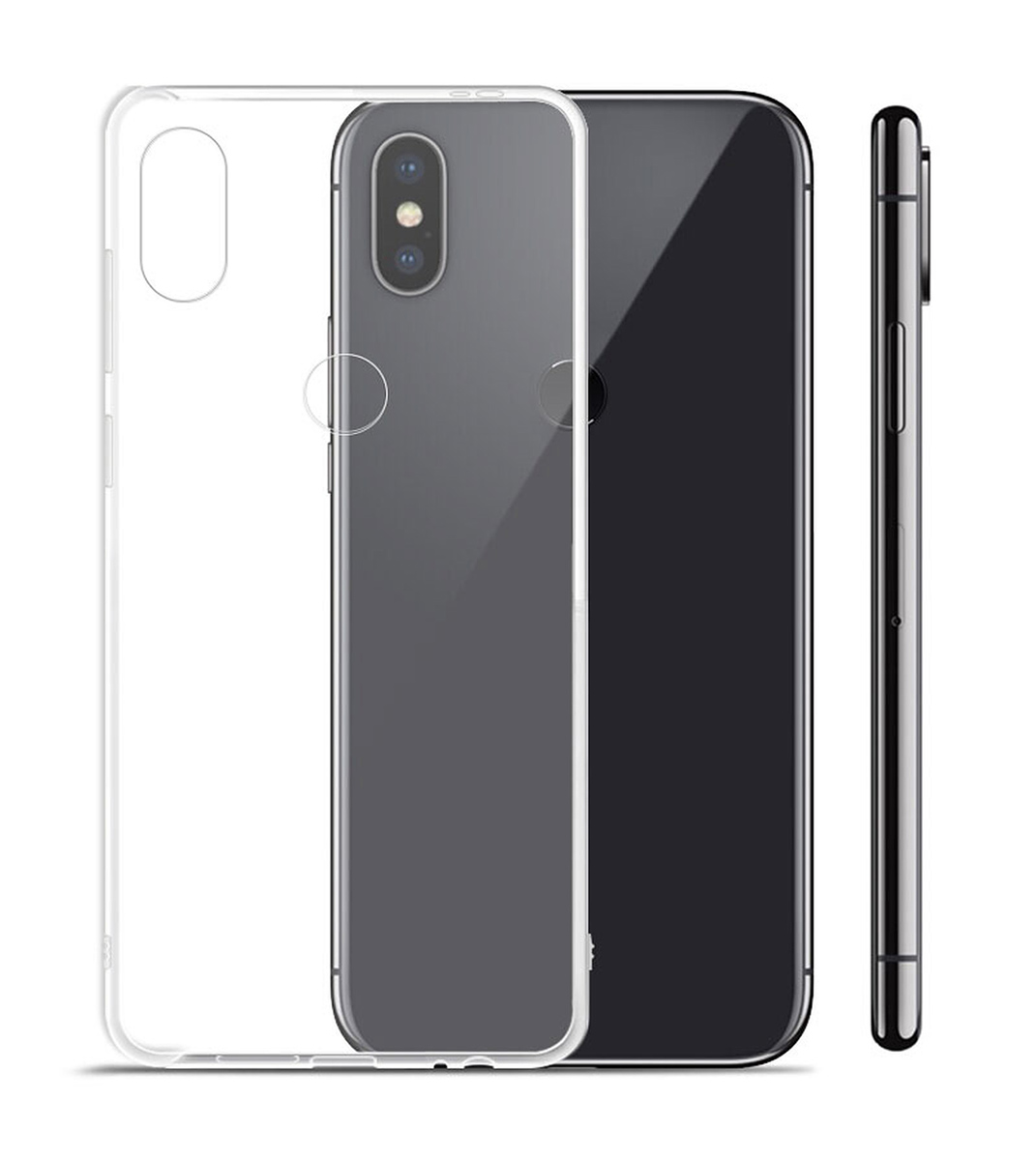 POWERTECH Θήκη Ultra Slim για Xiaomi Redmi S2, διάφανη - POWERTECH 22211