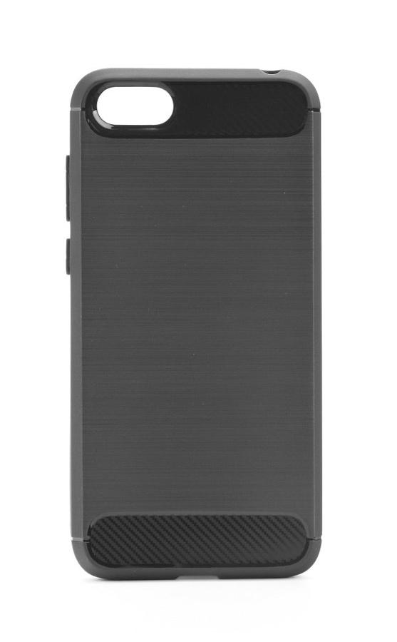 POWERTECH Θήκη Carbon Flex MOB-1102 για Xiaomi Redmi 6A, μαύρο - POWERTECH 22670