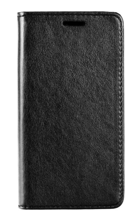 POWERTECH Θήκη Leather magnet MOB-1206 για iPhone 7/8, μαύρη - POWERTECH 22973