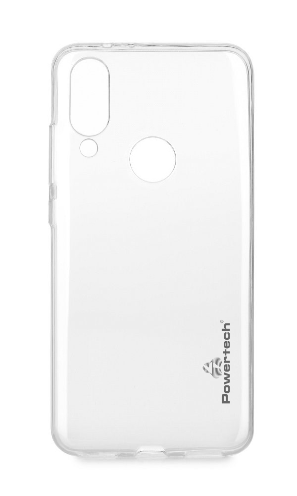 POWERTECH Θήκη Perfect Clear 1mm MOB-1356, Huawei P Smart2019, διάφανη - POWERTECH 26377