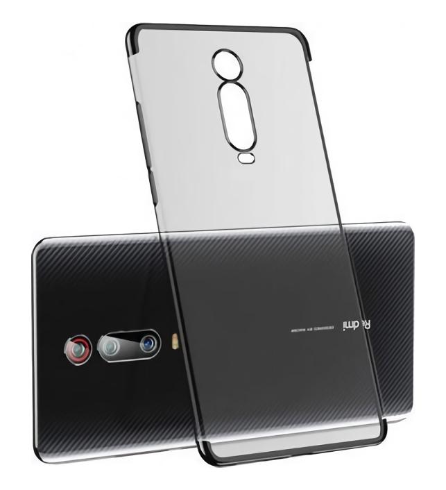 POWERTECH Θήκη Metal TPU MOB-1501 για Xiaomi Mi 9T/9T Pro, διάφανη - POWERTECH 31080