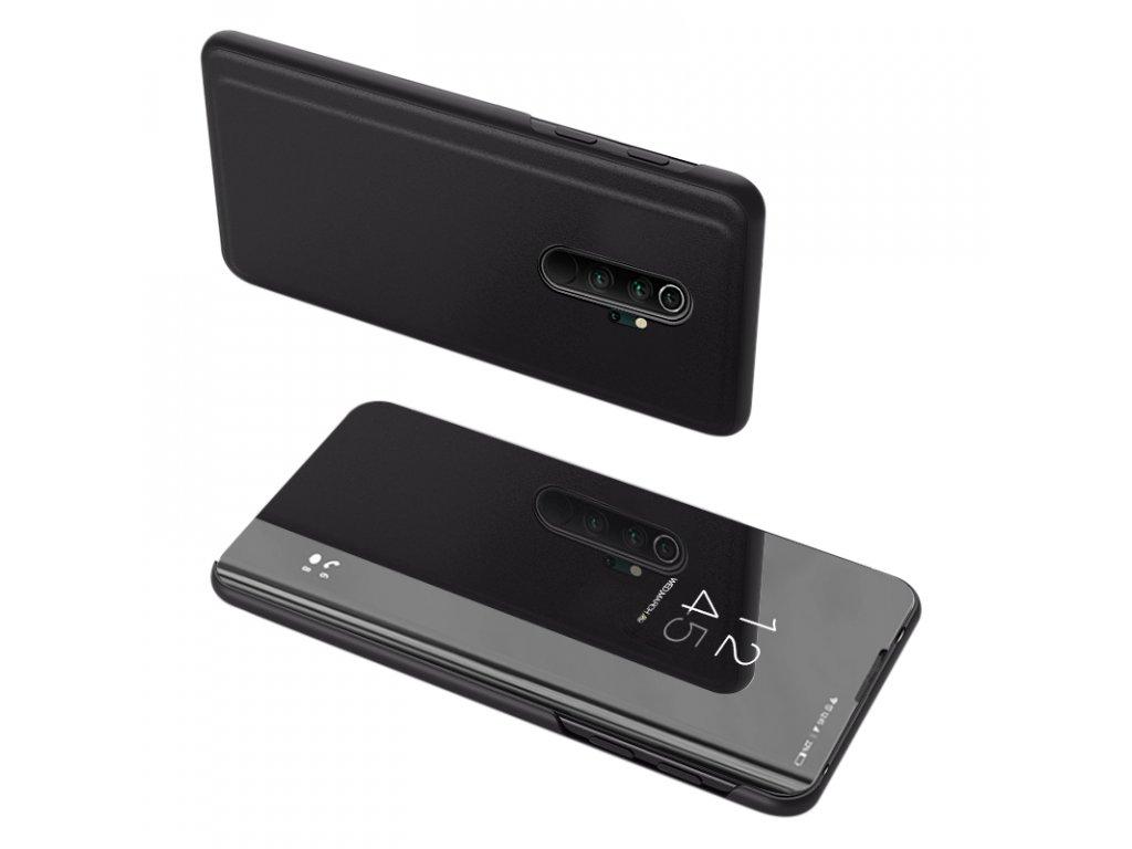 POWERTECH θήκη Clear view MOB-1530 για Xiaomi Mi 9T/9T Pro, μαύρη - POWERTECH 31823