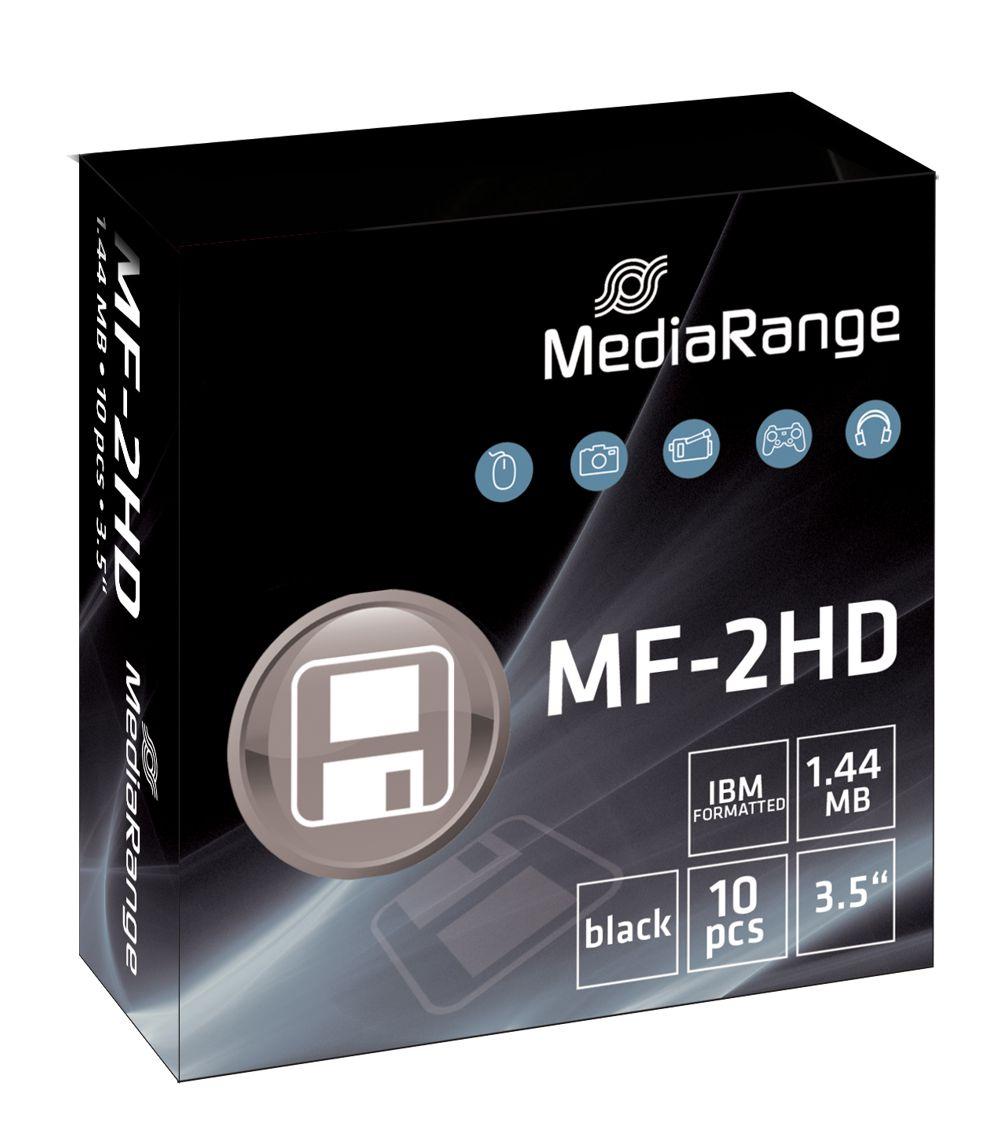 MEDIARANGE floppy disk 1.44mb - MEDIARANGE 6014