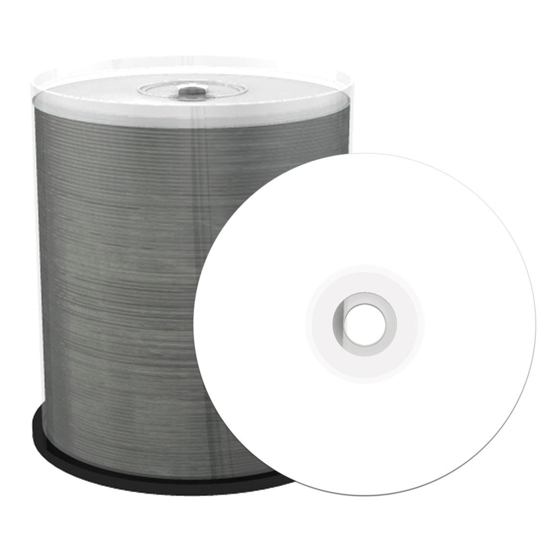 MR DVD-R 4.7GB 120min 16x - Cake 100, inkjet fullsurface printable, - MEDIARANGE 6009