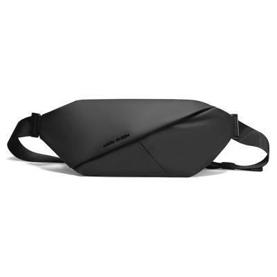 MARK RYDEN τσάντα μέσης MR7786, αδιάβροχη, 3.7L, μαύρη - MARK RYDEN 42785
