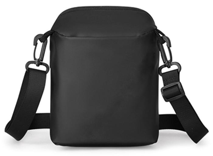 MARK RYDEN τσάντα ώμου MR8666, αδιάβροχη, 2.4L, μαύρη - MARK RYDEN 42781